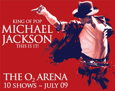 Michael Jackson Tour 2009 - This is it...