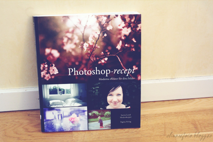 Photoshop-recept, bok