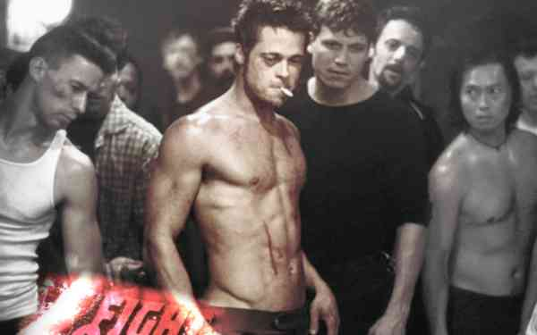 Fight Club - Brad Pitt