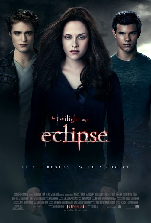 eclipse bella swan edward cullen jacob black