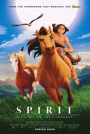 Spirit, filmrecension på Max Collianders blogg