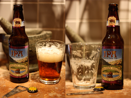 Ho Ottin' IPA from Anderson Valley Brewing Company
