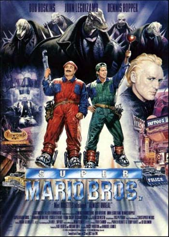 Super Mario Bros. The Movie