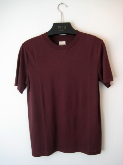 Acne: Brute O Wine Red