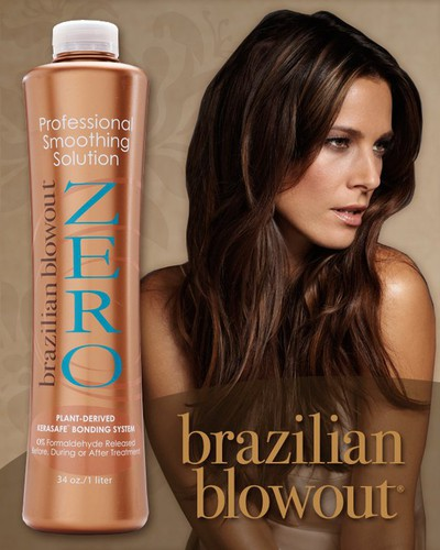 Brazilian blowout zero