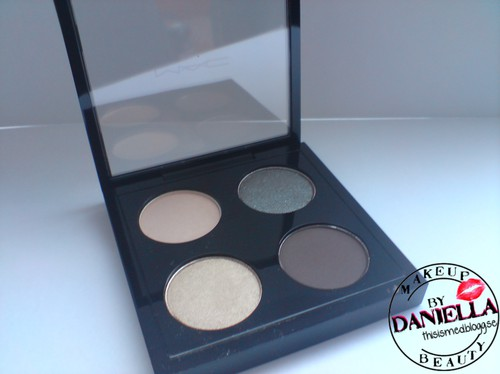 Burmese Beauty eyeshadow quad [LE; Fabulous Felines Collection 2010] http://thisismed.blogg.se