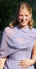 Freddies syster, lady Gabriella Windsor.