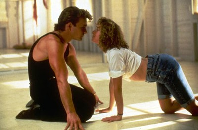 En av mina absoluta favoritfilmer. Dirty Dancing.