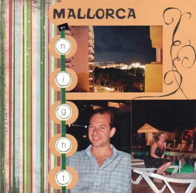Mallorca by night
