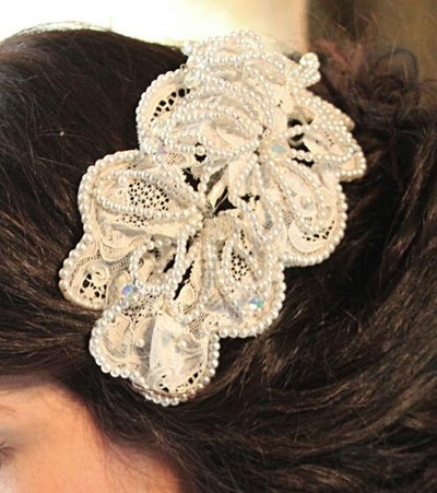 1930s headpiece