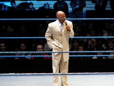 Teddy Long