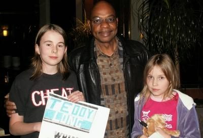 teddy Long + Sean + moira