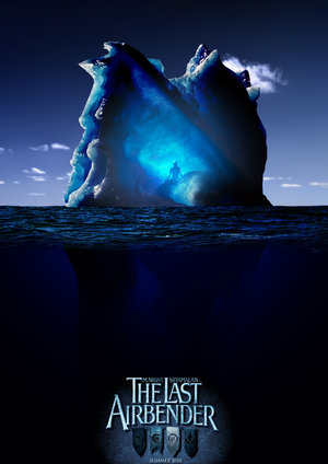 The Last Airbender Movie Poster