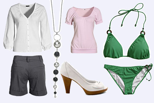 Sommaroutfit