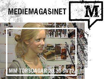 Ebba - the tv-inslag.
