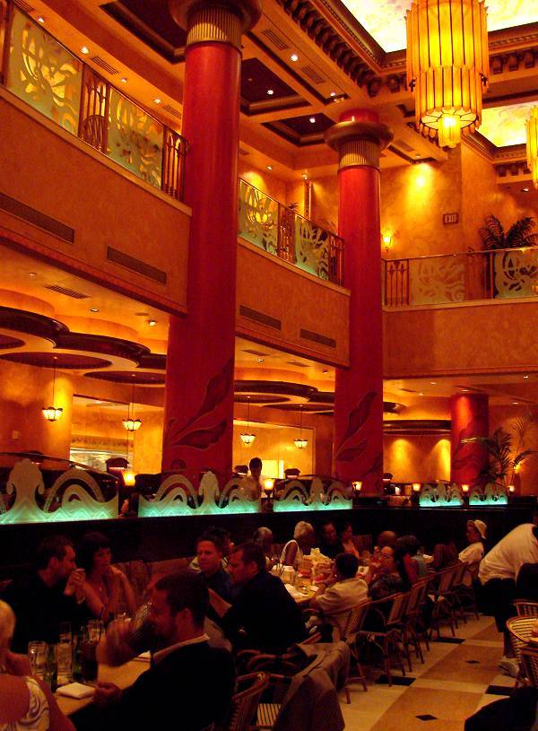 Cheesecake Factory restaurant