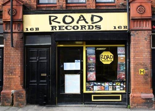 Road Records shop