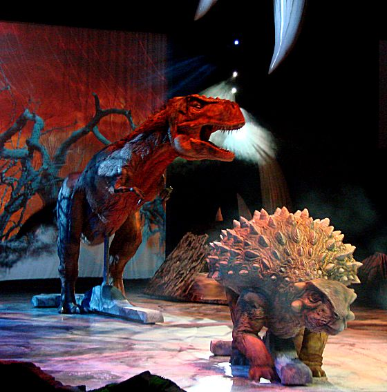 Walking with dinosaurs 4