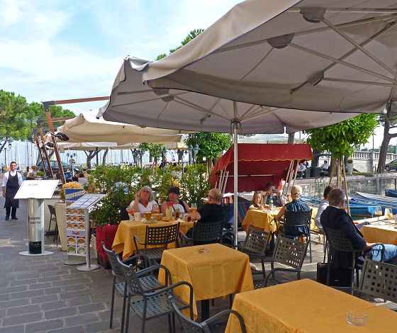 Desenzano refreshments