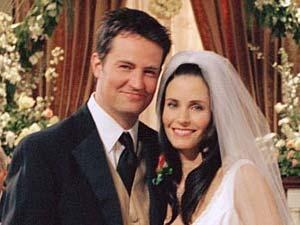 Monica&Chandler