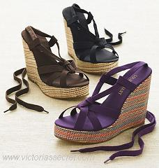 Wedges vs
