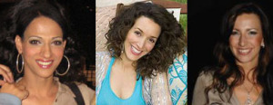Dana International & Jennifer Beals & Sonja Ald?