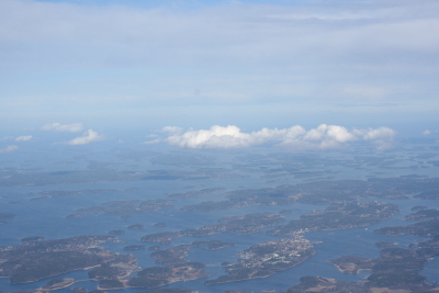Pieces of Sweden..from above