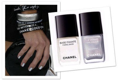 Chanel Holographic nail polish