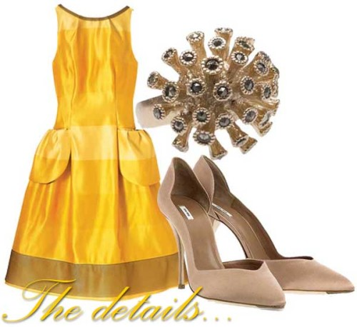 Fabulous Friday - The details