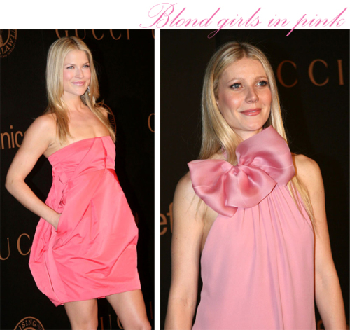 Ali Larter and Gwyneth Paltrow