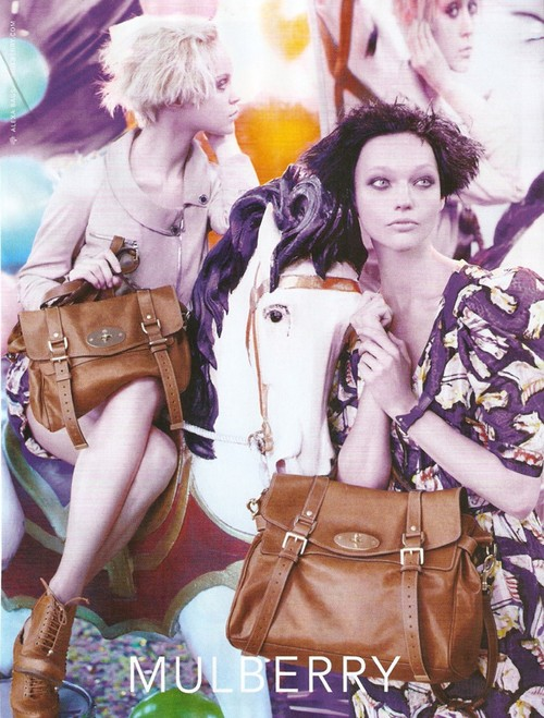 Mulberry ad ss 2010