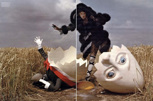 Tim Walker for W October 2010 8