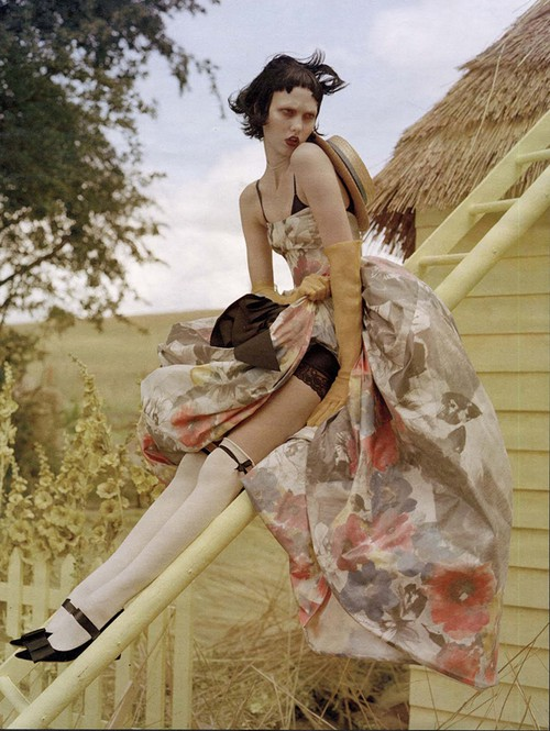 Tim Walker for W October 2010 6
