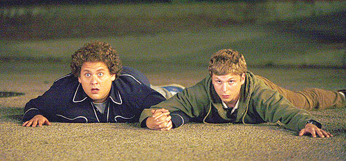 Evan & Seth in Superbad