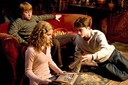Hermione, Ron, Harry