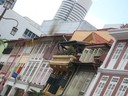 shophouse i Chinatown