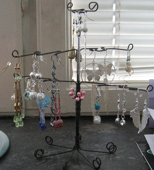 earrings-holder