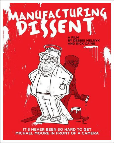 Movie : Manufacturing Dissent