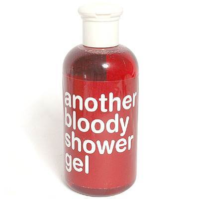 Another Bloody Shower Gel