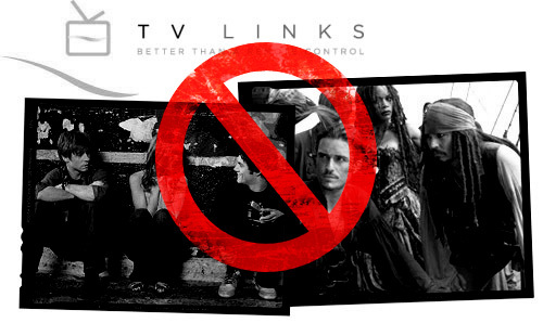 TV links shut down