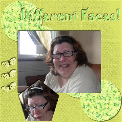DifferentFaces
