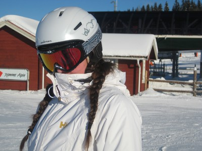 Romme alpin  Frida