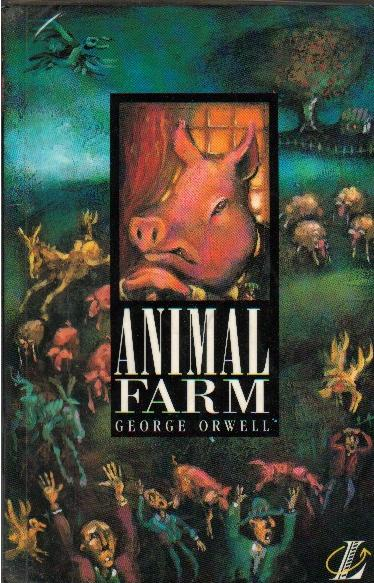 an analysis of the similarities between two novels by george orwell animal farm and 1984 Similarities and differences between the kinds of george orwell animal farm - george orwell animal farm chris taylor tom leggette george orwells 1984.