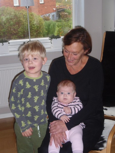 Wille, Nora & Mormor