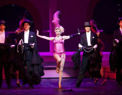 guys and dolls kostym dans musikal