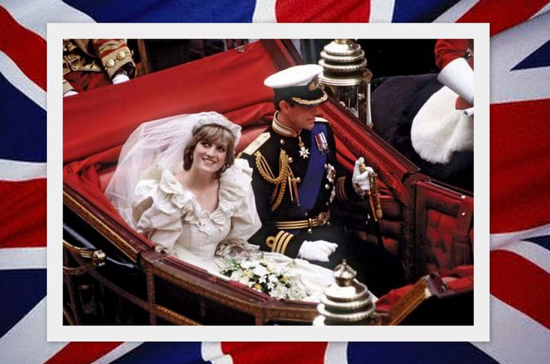 British royal wedding kate and william princess diana of wales and prince charles of wales