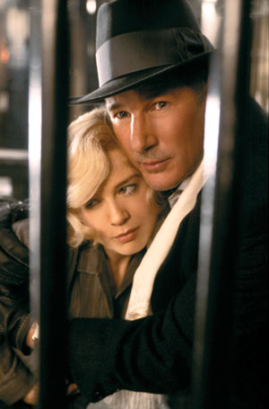 Richard Gere, William