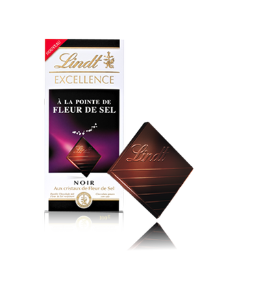 Lindt A Touch Of Salt