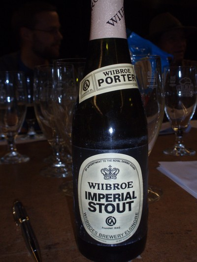 Wibroe Porter/Imperial Stout