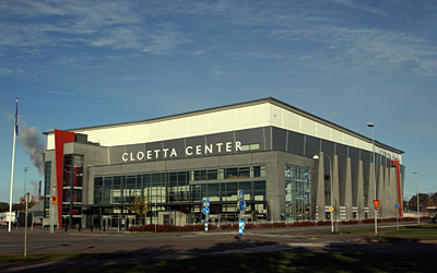 Cloetta Center, HV71:s